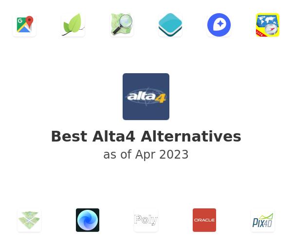 Best Alta4 Alternatives
