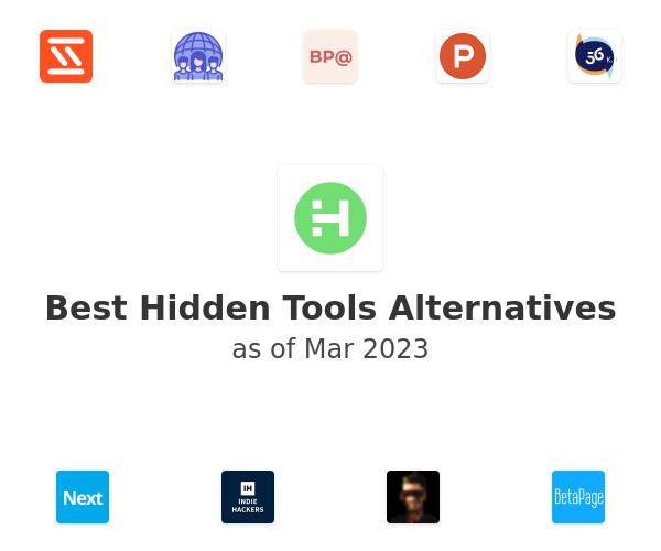 Best Hidden Tools Alternatives