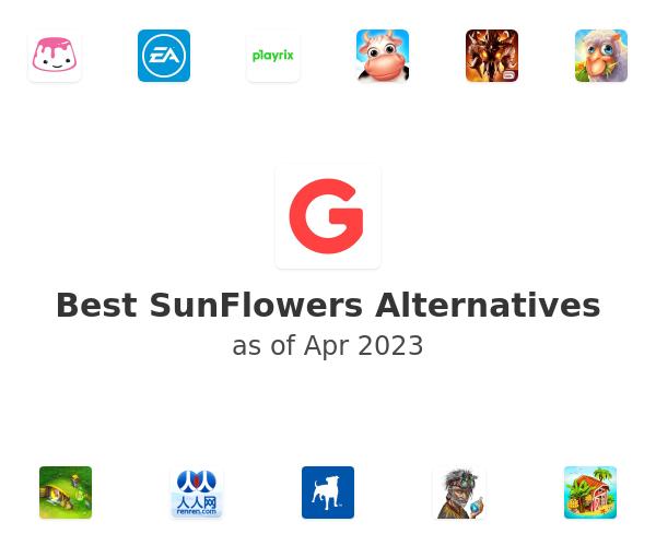 Best SunFlowers Alternatives