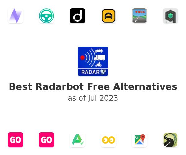 Best Radarbot Free Alternatives