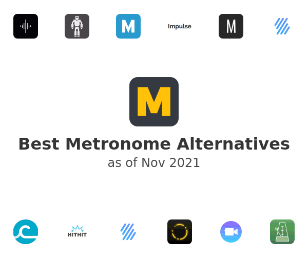 Best Metronome Alternatives