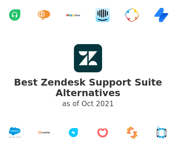Best Zendesk Support Suite Alternatives