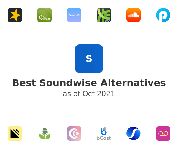 Best Soundwise Alternatives