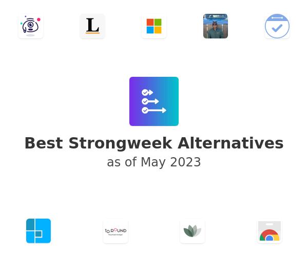 Best Strongweek Alternatives