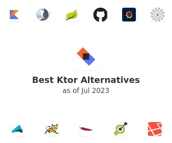 Best Ktor Alternatives