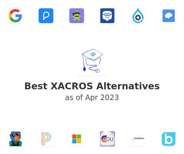 Best XACROS Alternatives