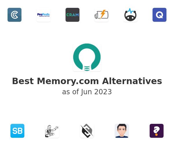 Best Memory.com Alternatives