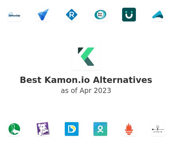 Best Kamon.io Alternatives