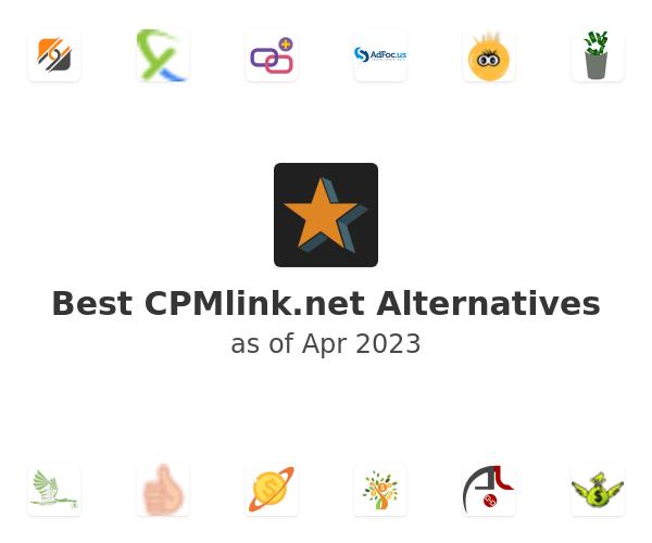 Best CPMlink.net Alternatives