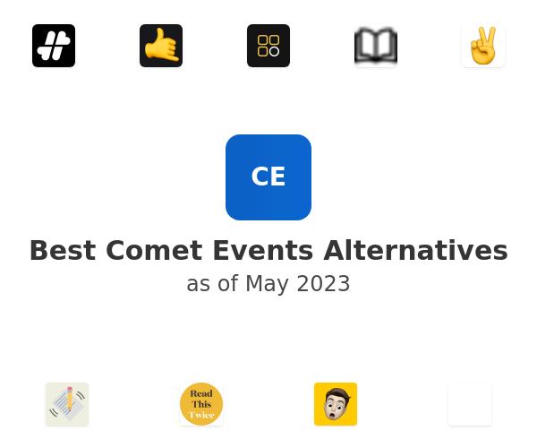 Best Comet Events Alternatives