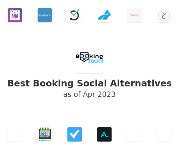 Best Booking Social Alternatives