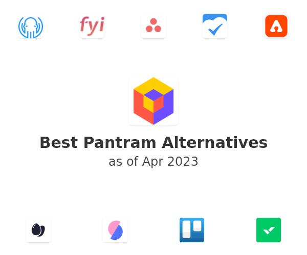 Best Pantram Alternatives