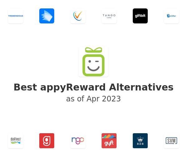 Best appyReward Alternatives