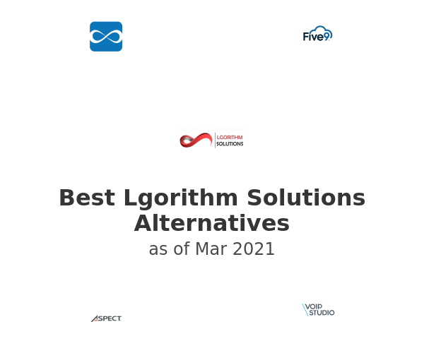 Best Lgorithm Solutions Alternatives