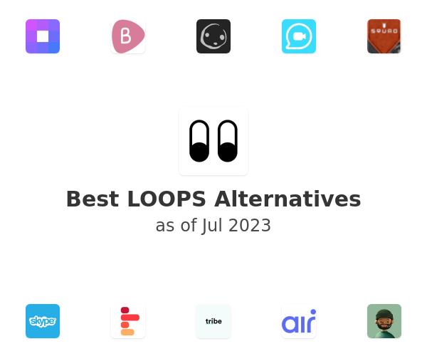 Best LOOPS Alternatives