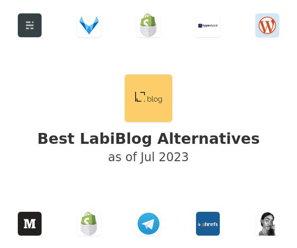 Best LabiBlog Alternatives