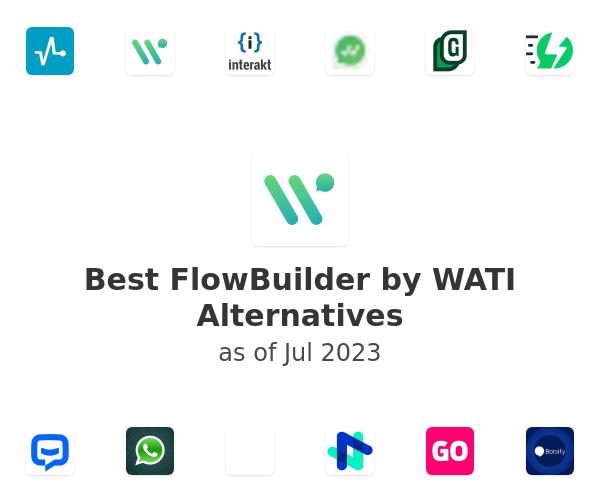 Best FlowBuilder by WATI Alternatives