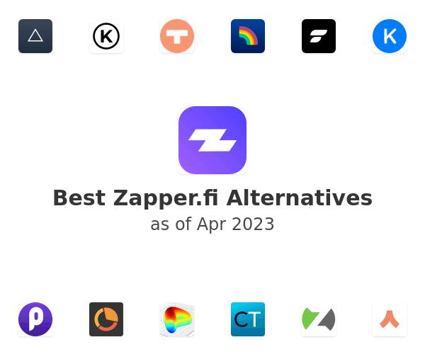 Best Zapper.fi Alternatives