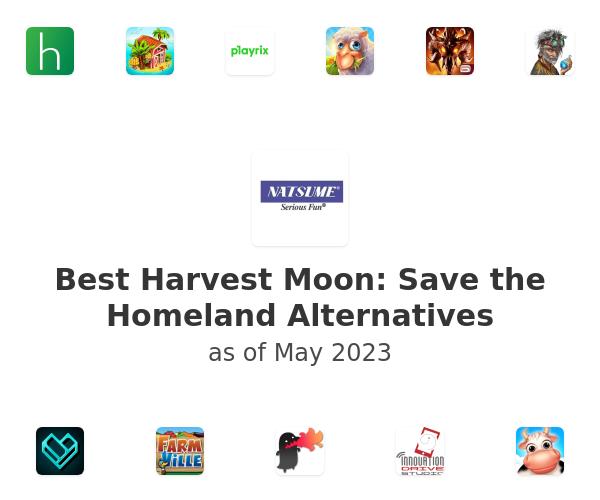 Best Harvest Moon: Save the Homeland Alternatives