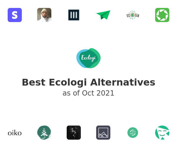 Best Ecologi Alternatives