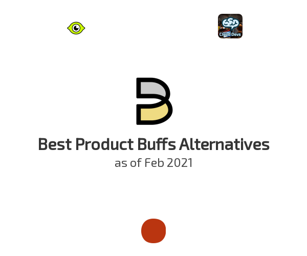Best Product Buffs Alternatives