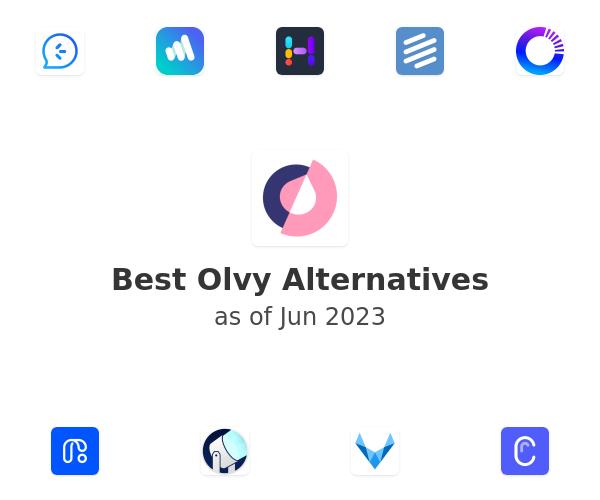 Best Olvy Alternatives