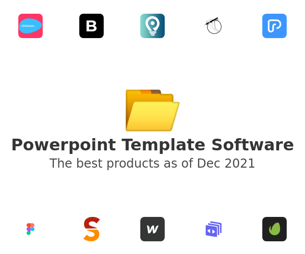 Powerpoint Template Software