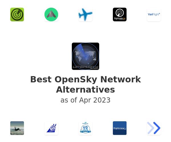 Best OpenSky Network Alternatives