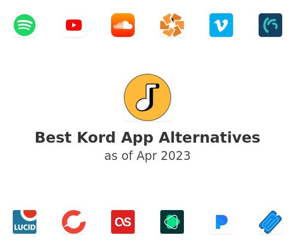 Best Kord App Alternatives