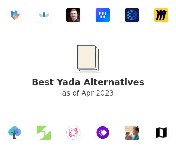 Best Yada Alternatives