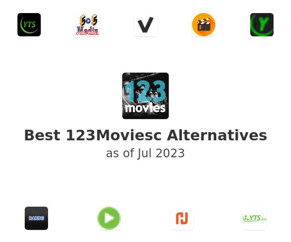 Best 123Moviesc Alternatives