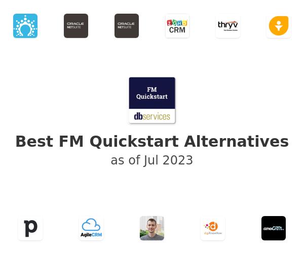 Best FM Quickstart Alternatives