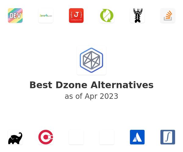 Best Dzone Alternatives