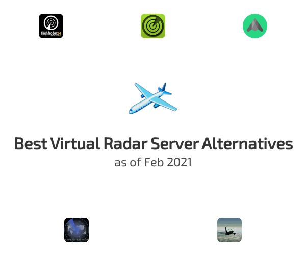 Best Virtual Radar Server Alternatives