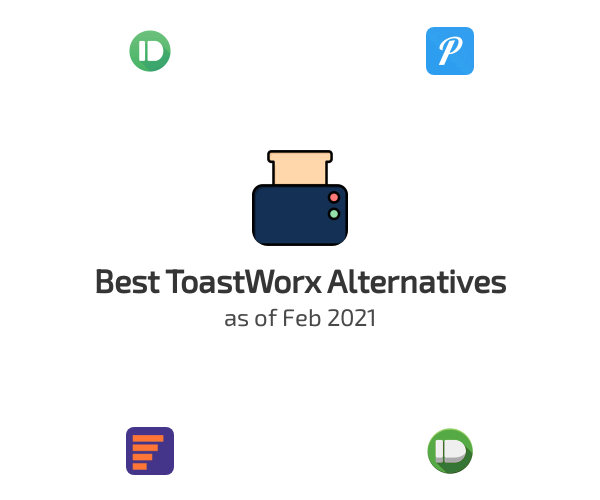 Best ToastWorx Alternatives