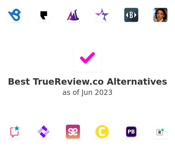 Best TrueReview.co Alternatives