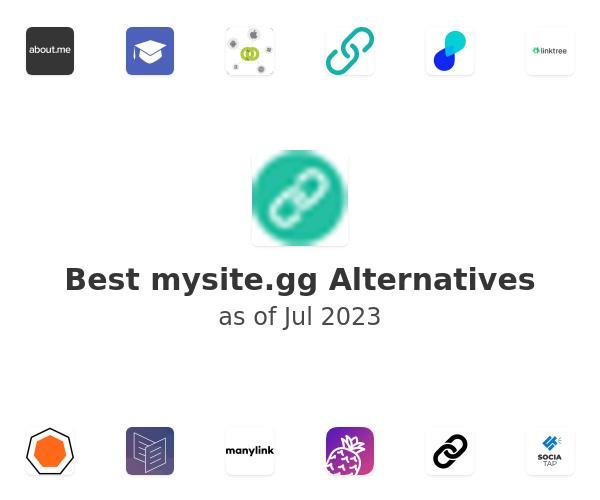 Best mysite.gg Alternatives