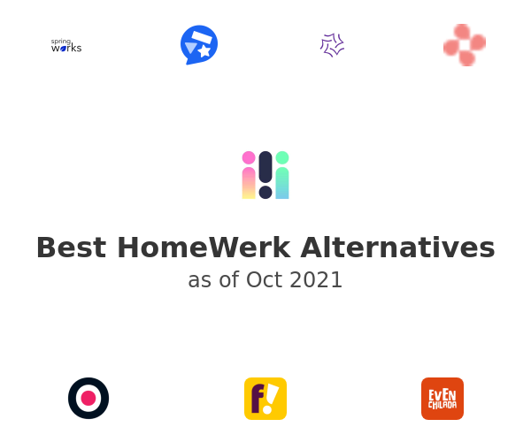 Best HomeWerk Alternatives