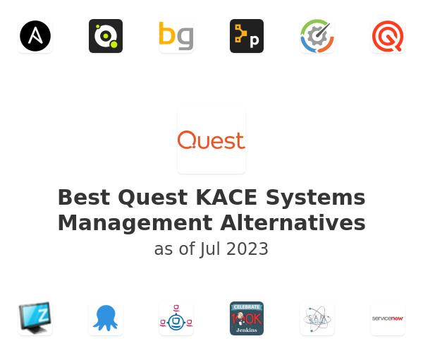 Best Quest KACE Systems Management Alternatives