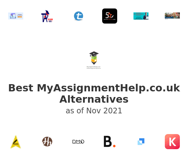 Best MyAssignmentHelp.co.uk Alternatives