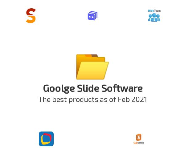 Goolge Slide Software