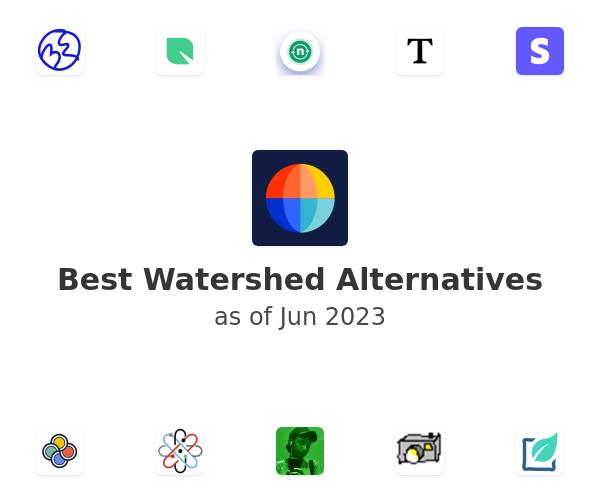 Best Watershed Alternatives