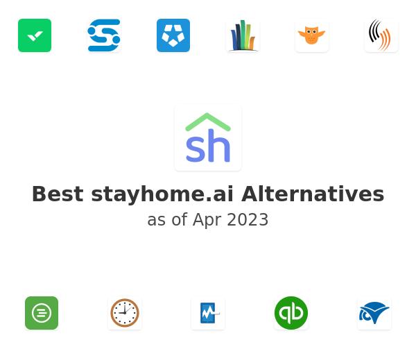 Best stayhome.ai Alternatives
