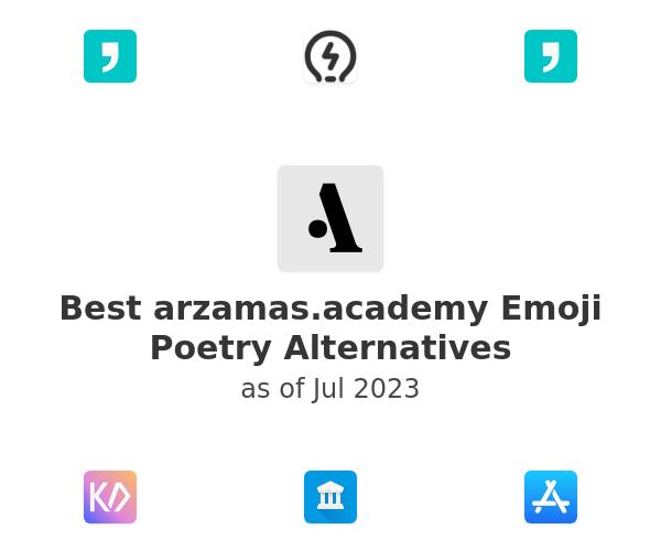 Best Emoji Poetry Alternatives