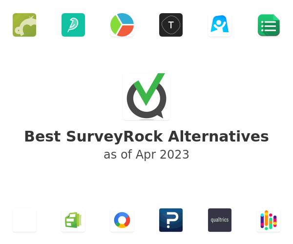 Best SurveyRock Alternatives