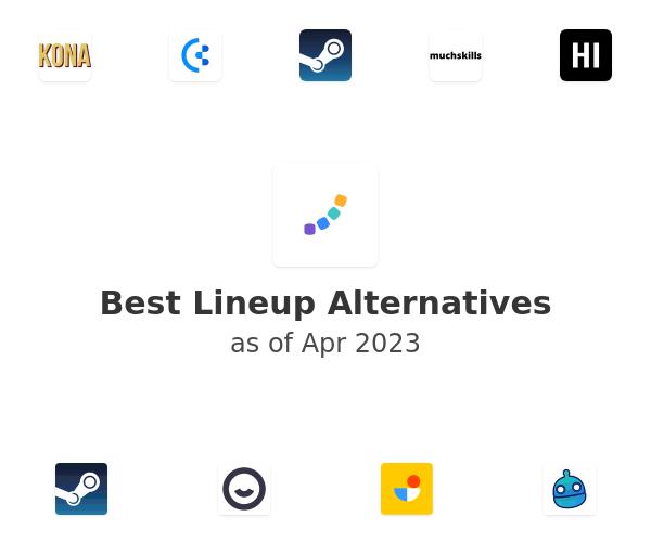 Best Lineup Alternatives