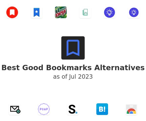 Best Good Bookmarks Alternatives