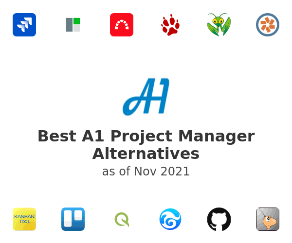 Best A1 Project Manager Alternatives