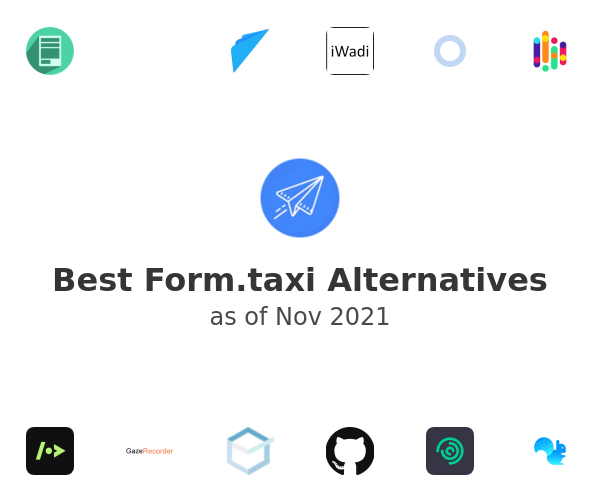 Best Form.taxi Alternatives
