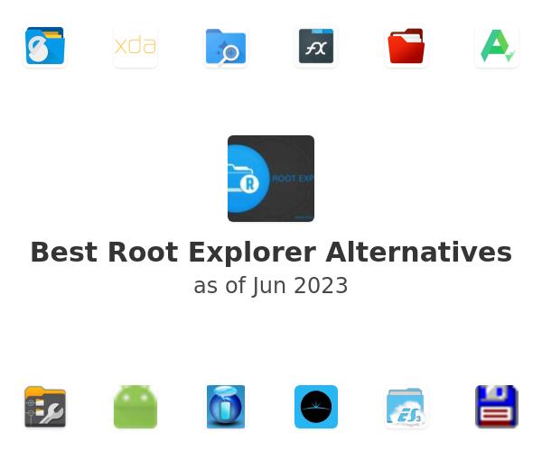 Best Root Explorer Alternatives